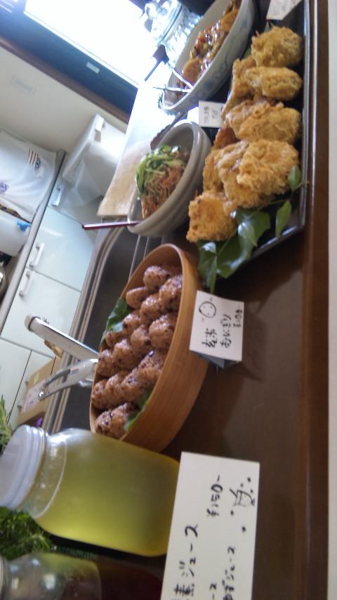 昨日のお惣菜日和☆